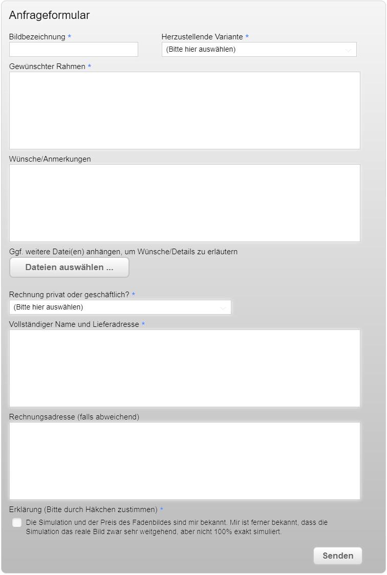 Ungewöhnlich Rechnung Anfrageformular Galerie - FORTSETZUNG ...